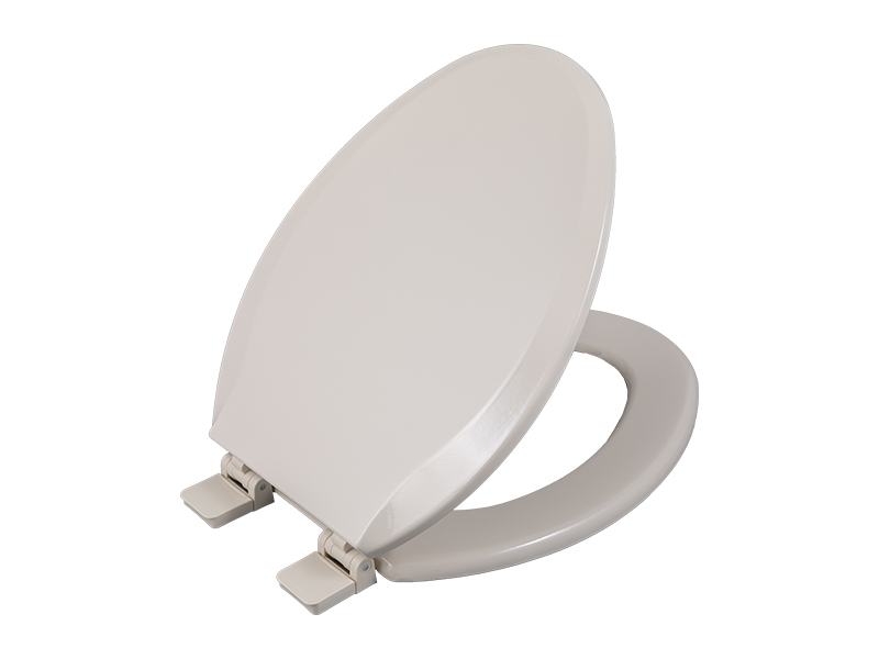 Bofan Custom oblique angle bucket with long lid and toilet lid