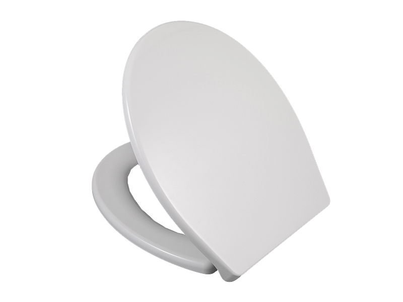 Bofan Modern duroplast Integrally-formed glitter personalized soft close toilet bidet wc seat cover price