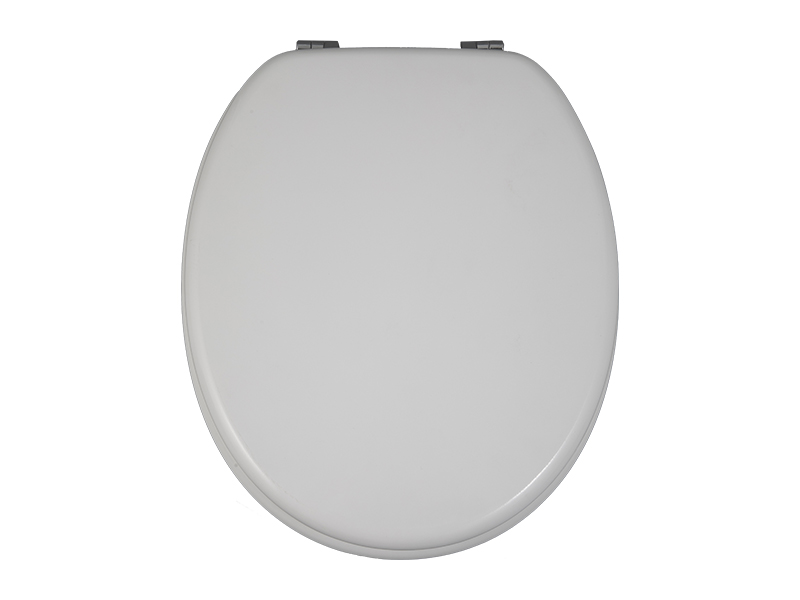Which material is better for the toilet cover?