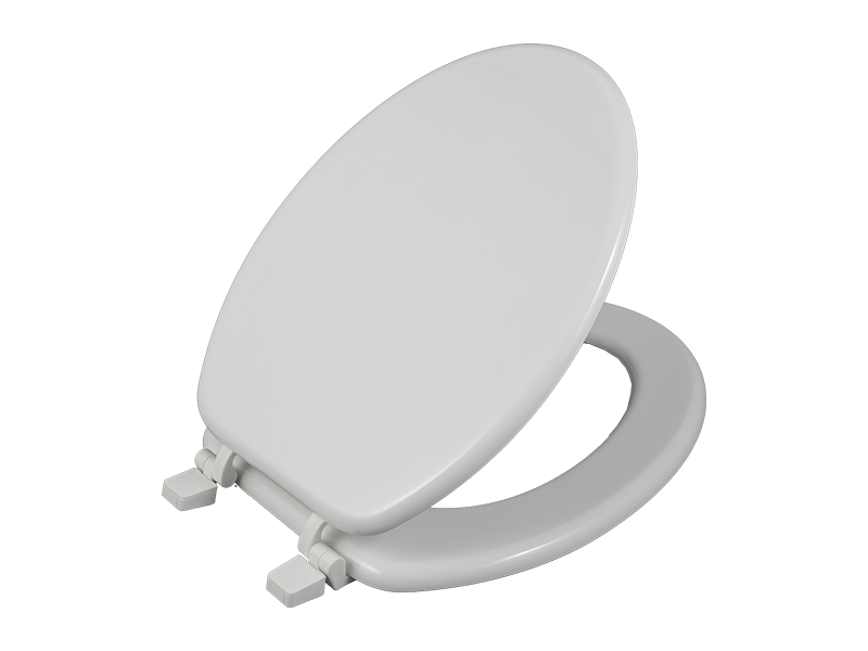 Bofan Pu coated molded wooden model style toilet seat