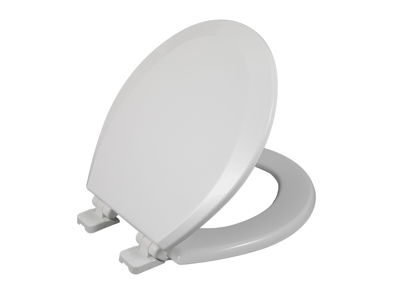 Bofan wholesale bevel custom toilet seat cover plastic toilet lid hinge